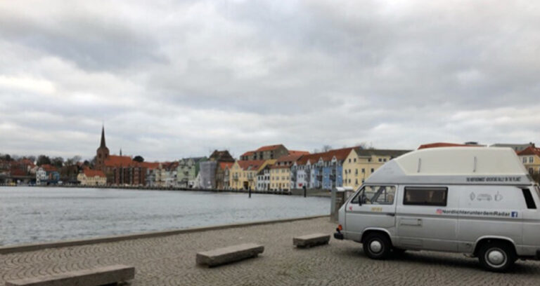 Unsere erste Bulli-Tour – Tag 4, Sønderborg