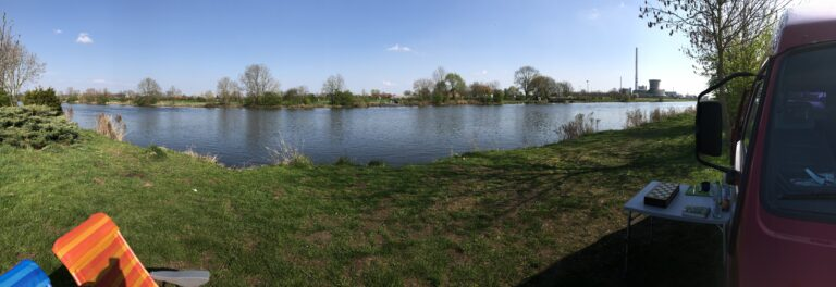 Die Weser – eine tolle Gegend!